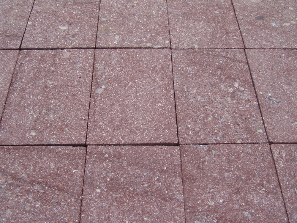 Pavimento per esterno rosso: pavimenti in legno per esterni