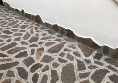 Pavimento porfido opera incerta