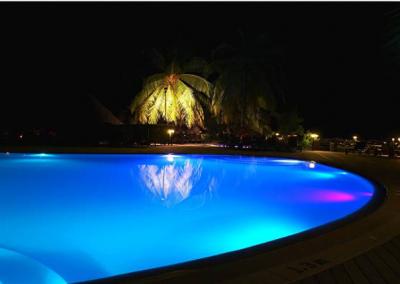 Basalto pietra ideale anche per i bordi piscina e Giardini
