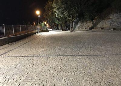 Pavimento in cubetti di Trani (2)